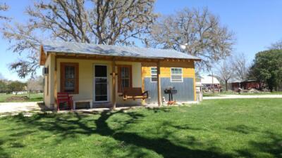 Casita Blu Cabins - Ingram, Texas, USA